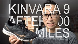 KINVARA 9 AFTER 100 MILES