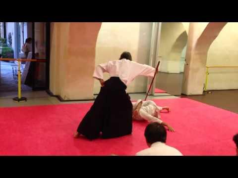 Tecniche con bokuto - M° Rino Bonanno - Aikikai Napoli