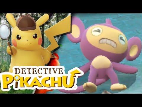EL MISTERIO DE LOS AIPOM   🔎 Detective Pikachu 🔍   Ep 2 con -- ALEX RED SHOCK --