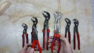 Применение Knipex при ремонте автомобилей