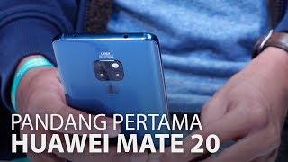 Huawei Mate 20 - Kirin 980, Tri-Kamera Belakang, RM2799