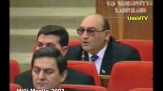 Muxalifet lideri İqbal Agazade iqtidari istefaya chagirdi