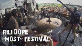 """Rili Dope, """"MOST"""" 2014 festival backstage (Minsk, Belarus)"""
