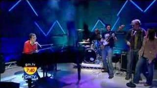 Ben Folds - Learn To Live With What You Are - GMTV