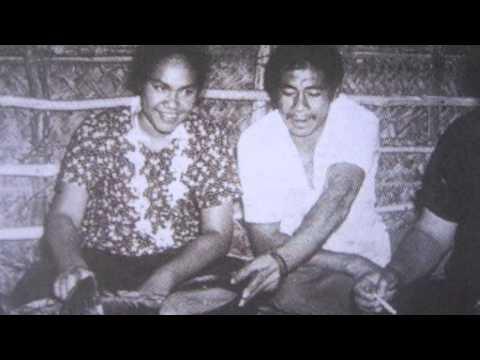Faikava Love Song Holonga Vava'u Tonga 1978
