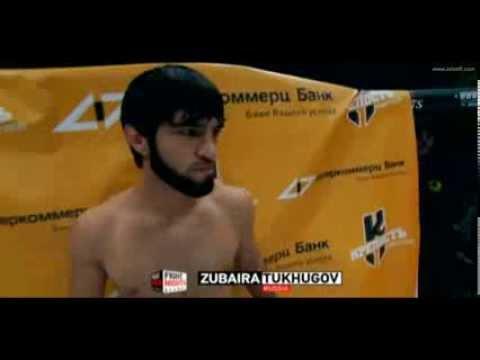 Zubaira Tukhugov Vs Vaso Bakocevic