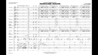 Hurricane Season by Troy Andrews/arr. Murtha & Rapp