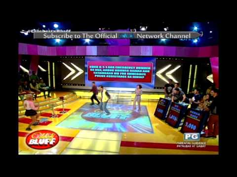 Celebrity Bluff: Boobay vs Marc Pingris