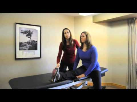 Hamstring Stretch with Haldimand Physiotherapy