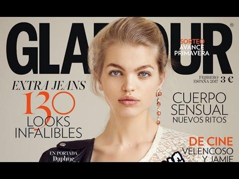 Avance Glamour Febrero 2017