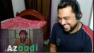 Indian Reacts to AZAADI - 14th AUGUST Special Short Film | THE IDIOTZ