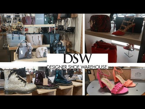DSW SHOE WAREHOUSE* COME WITH ME