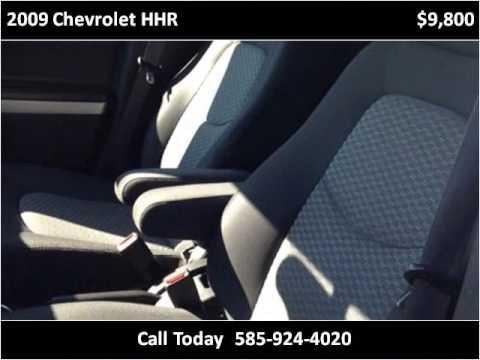 2009 Chevrolet Hhr Used Cars Farmington Canandaigua
