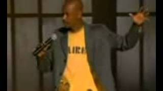 dave chappelle - bus hostage