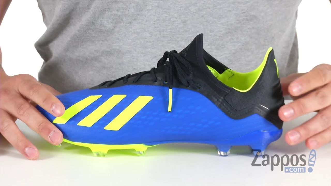 aea251e374e adidas X 18.2 FG World Cup Pack SKU  9047763 - YouTube