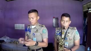 Saxophone cover ibu kita Kartini