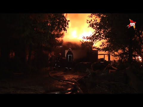 Донецк под огнем. В ночь на пятницу ВСУ обстреляли мирные кварталы Макеевки