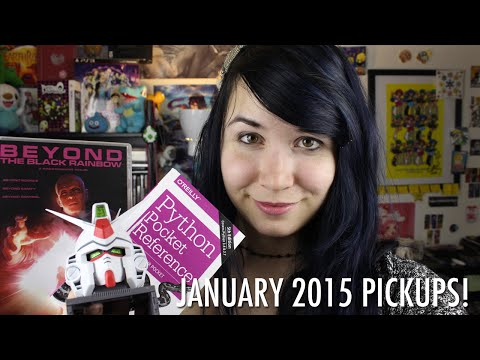 January 2015 Pickups! | Erika Szabo