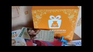 Коробочка для малышей и их мам - Тедді box