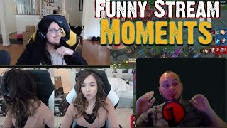 Imaqtpie 500$ FOR AN INTERVIEW | PHREAK IS ON REDDIT | POKIMANE SCARRA IS BEHIND YOU!! | LoL Streams