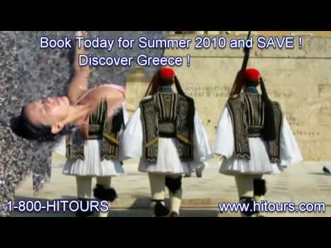 Greece vacation hitours