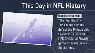 The Fog Bowl | This Day In NFL History (12/31/88) | NFL