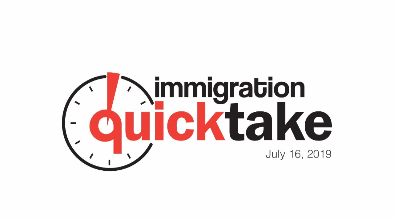 AILA Quicktake #270 -- AILA President Testifies Before Congress about USCIS  Processing Delays