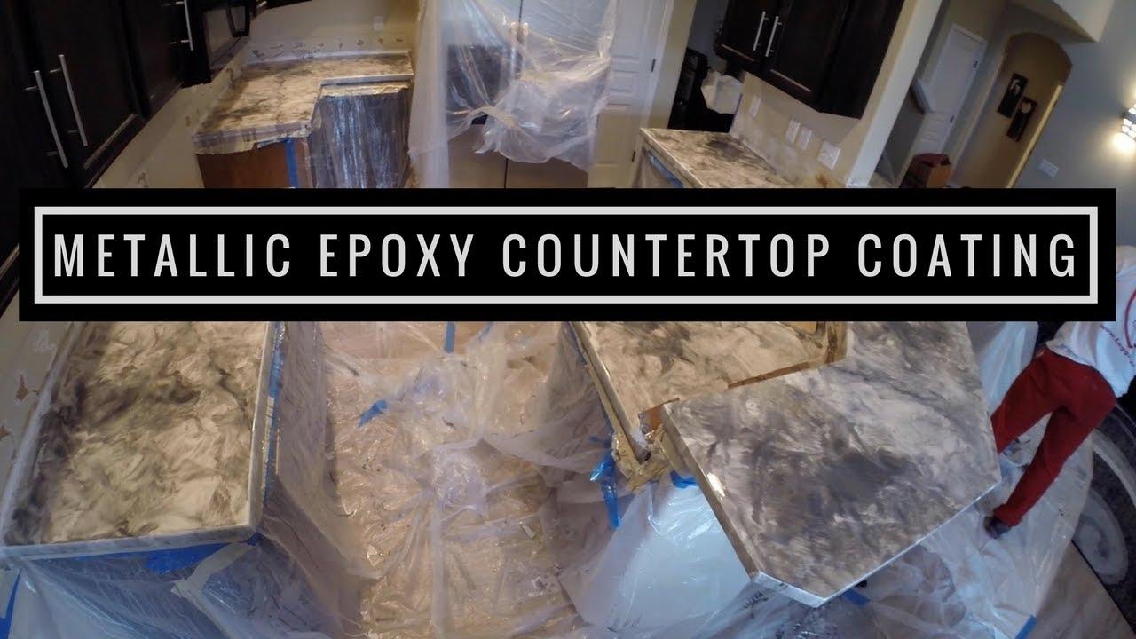 Metallic Epoxy Countertop Coating  Leggari Products