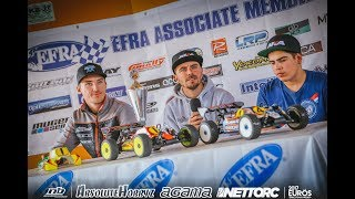 2017 Euros Post Qualifying Reaction & driver catchup