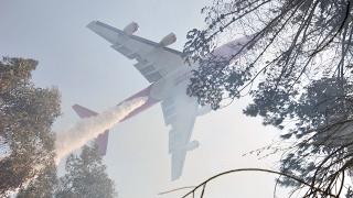 Чили: тушить пожары помогают самолёты из России, США и Бразилии (новости)