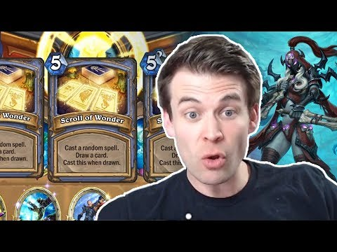 (Hearthstone) The Spirit of Yogg Lives On