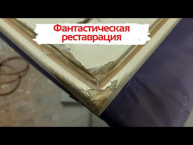 Реставрация кухни | Покраска и ремонт фасадов кухни из Италии