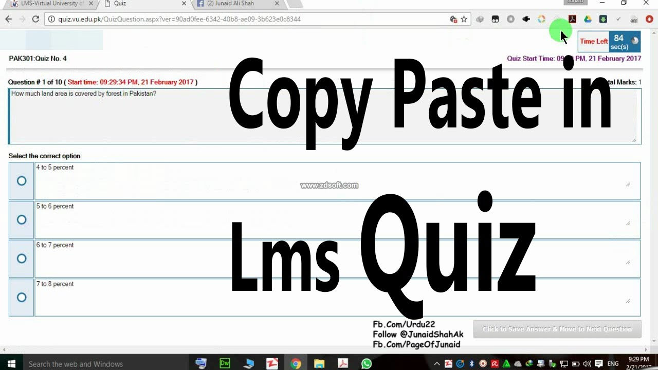 copy and paste surveys how to copy paste in lms quiz youtube 5449