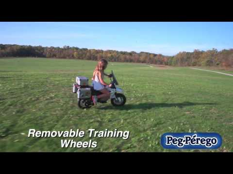 Motorcycle Toy - Ducati Hypercross by Peg Perego