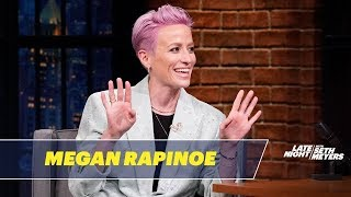 Megan Rapinoe Took a Tequila Shot with Sandra Bullock at the ESPYS