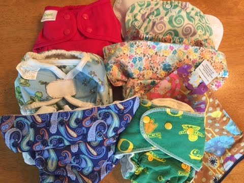 North American Made Cloth Diapers