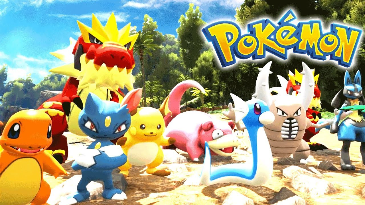 pokemon army