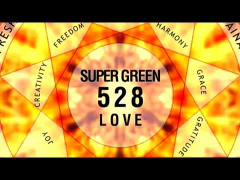 528 Hz Love Frequency Healing DNA Repair Meditation Miracles Transformation Awakening Music