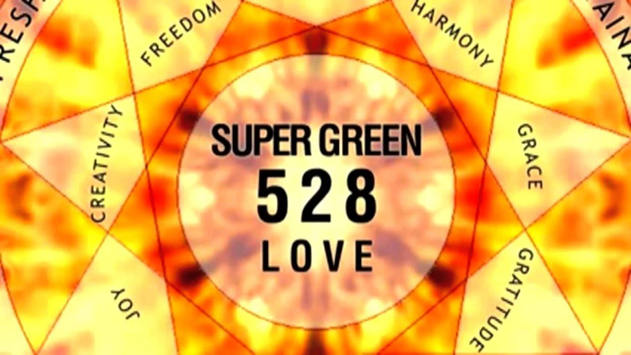528 Hz Love Frequency Healing DNA Repair Meditation Miracles Transformation Awakening Music