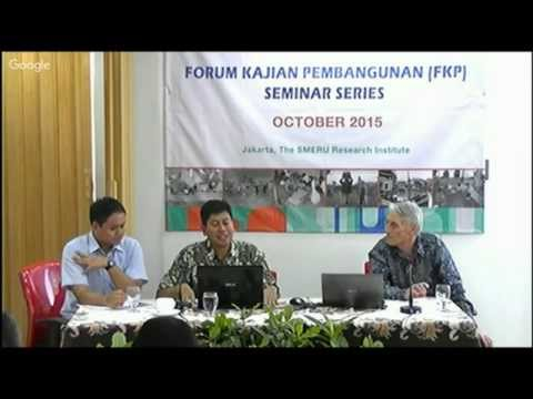 FKP October 2015 - Indonesia and The Lewis Turning Point: Employment and Wage Trends (28/10/2015)