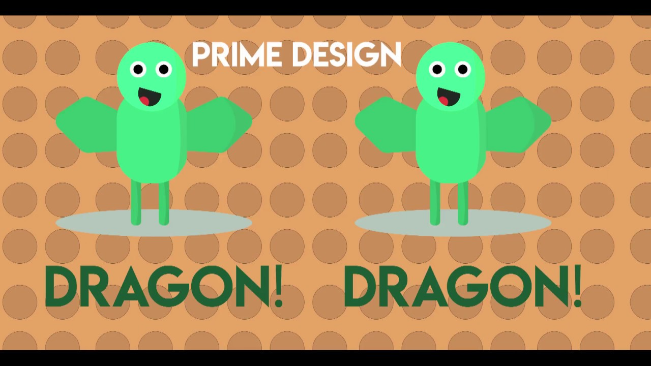 How to make a vector dragon in adobe illustrator youtube how to make a vector dragon in adobe illustrator ccuart Images