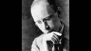 Prokofiev plays his Gavotte op. 25