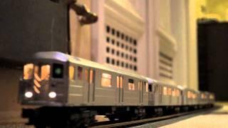 mth r62 subway set 30 2671 1
