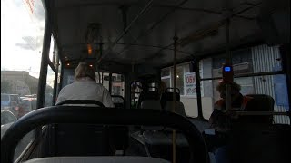 Смотреть видео Санкт-Петербург, маршрут 39: ВЗТМ-5284, №1751 онлайн