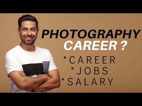 Photography Career | Jobs In Photography | Money In Photography | Learn Photography In India