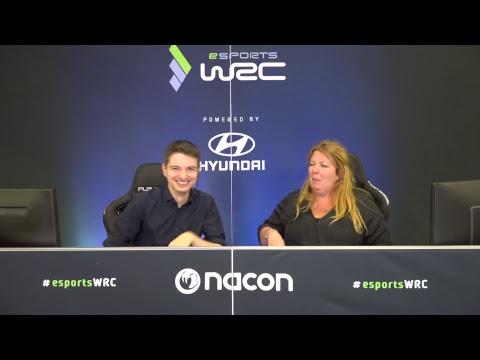 eSports WRC 2017 Final - Grand Final