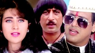 Raja Babu | Full Movie in 15 Mins | Govinda | Karisma Kapoor