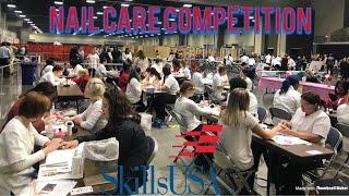 SkillsUSA Nail Care Competition