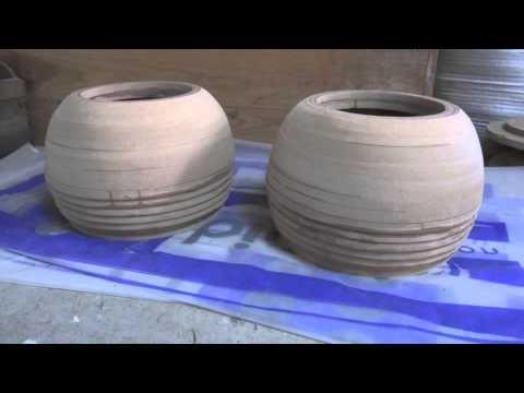 DIY Cabasse Sphere Construction Process