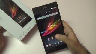Sony Xperia Z Ultra Review Videos